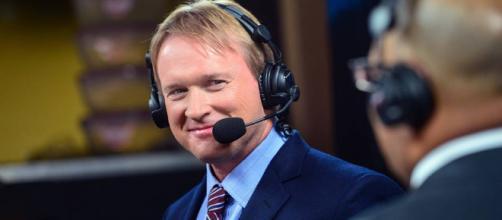 Sean McDonough reminds Jon Gruden during 'Monday Night Football ... - sportingnews.com