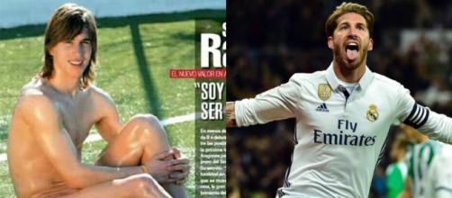 Sergio Ramos desnudo en portada de revista