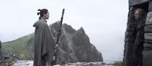 The last Jedi es una gran fuente de misterios