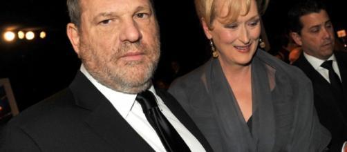 Weinstein aggredito in un ristorante