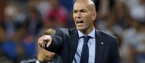 Zidane y su entrevista en la radio española