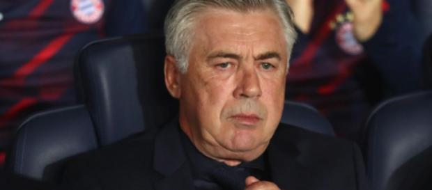Carlo Ancelotti va rejoindre Arsenal ?