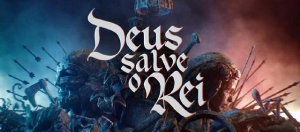 Deus Salve o Rei teve uma estreia bombástica. (Foto internet)