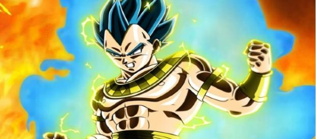'Dragon Ball Super' Episode 123: Vegetas neue 'Blue Miggate' Form - otakukart.com