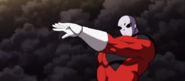 'Dragon Ball Super': Jiren's shocking elimination [Spoilers]. Image credit:Grand Priest/youtube screenshot