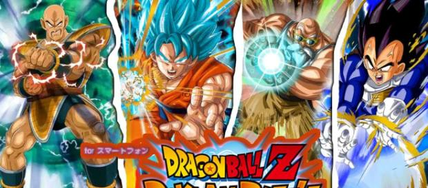 Dragon Ball Z Dokkan by Bandai