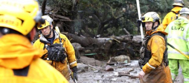 FOTOS. Aludes de lodo dejan al menos 15 muertos en California ... - publinews.gt