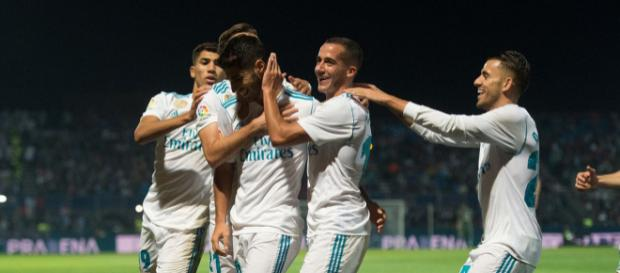 Fuenlabrada 0-2 Real Madrid RECAP: Marco Asensio and Jesus Vazquez ... - mirror.co.uk