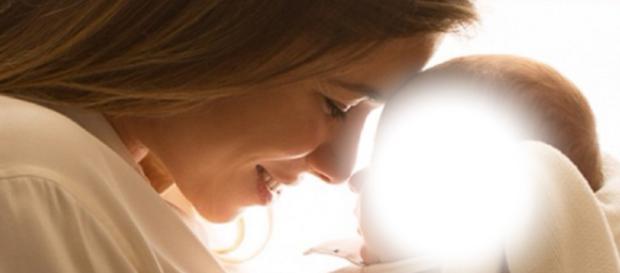 Jane, segunda filha de Patrícia, nasceu bem e saudável. Saiba mais sobre a boa nova.