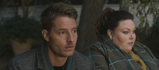 Kevin and Kate Pearson. - [This Is Us / YouTube screenshot]
