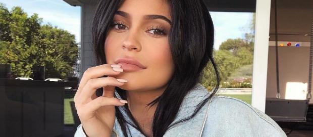 Kylie Jenner hat sich nie zu einer Schwangerschaft geäußert.
