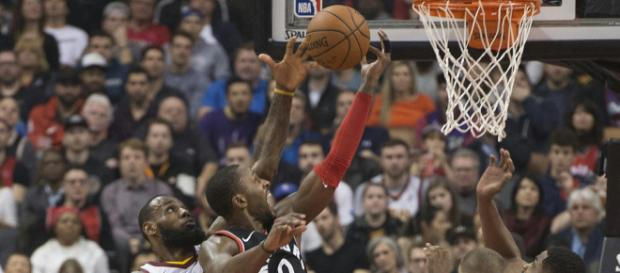 LeBron James foi o cestinha do duelo, mas não conseguiu evitar novo revés. Imagem: SPORTV.com