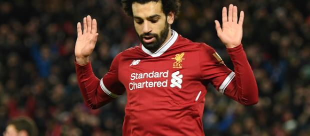 Mohamed Salah el as en la manga de Real Madrid
