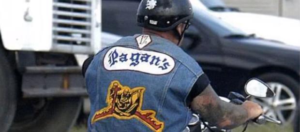 Pagans motorcycle gang [Image via US News - Youtube]