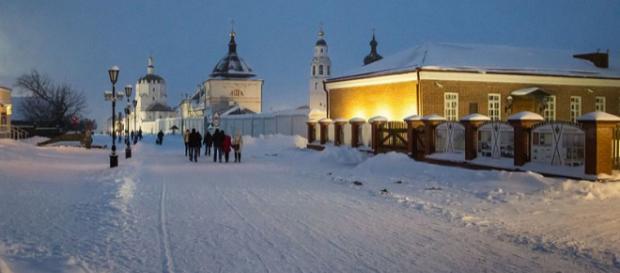 Sviyazhsk, Tatarstan, Russia (Image credit - Aleksey Igonin, Wikimedia Commons)