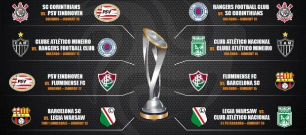Tabela da florida cup 2018 - globo.com