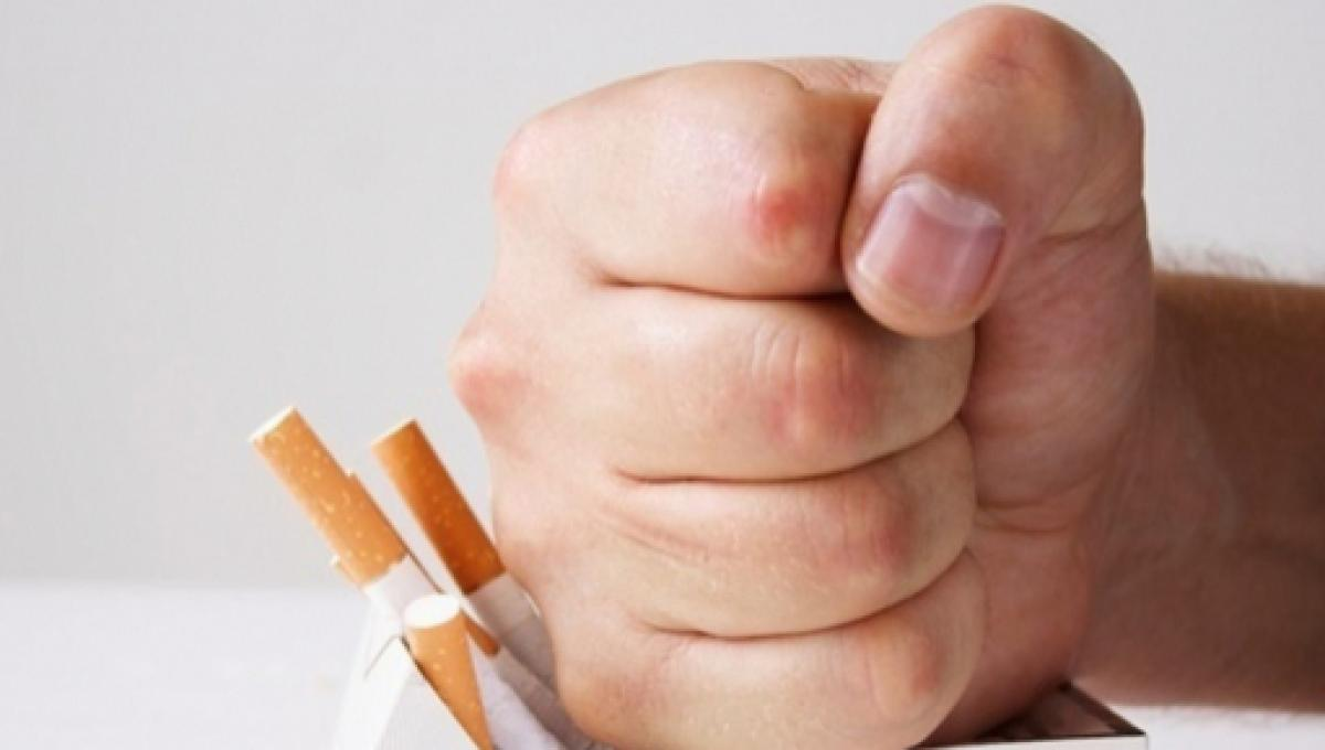 3 maneras efectivas de dejar de fumar