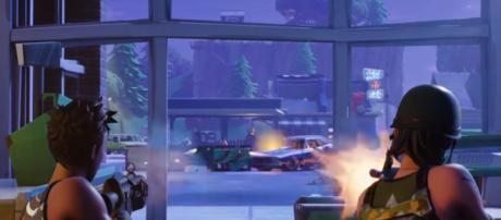 """Epic Games launches new update for """"Fortnite"""" with new content like Cozy Campfire. [Image Credits: Fortnite/YouTube screencap]"""
