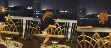 Jovem tailandesa comete suicídio