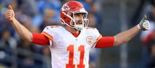 Alex Smith trade drastically changed the fortunes of Chiefs, 49ers ... - sportingnews.com