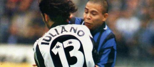 Ancora scintille per lo scontro Iuliano-Ronaldo, il bianconero ... - goal.com