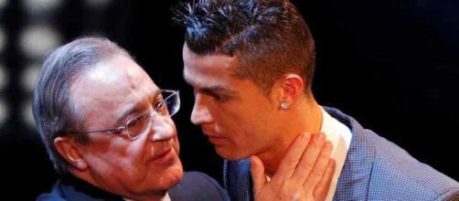 Cristiano Ronaldo ficou furioso com esse reforço