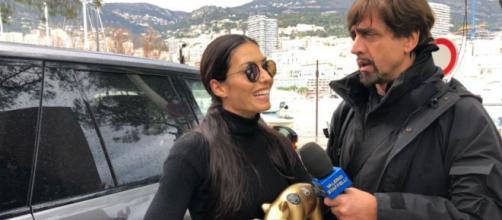 #Elisabetta Gregoraci attapirata da #Striscia La Notizia. #BlastingNews