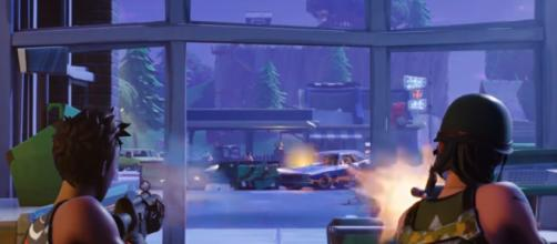"Epic Games launches new update for ""Fortnite"" with new content like Cozy Campfire. [Image Credits: Fortnite/YouTube screencap]"