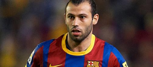 Javier Mascherano signs new deal to stay at Barcelona until 2018 - sportskeeda.com