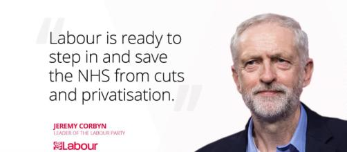 "Jeremy Corbyn on Twitter: ""Labour will step in and save the NHS ... - twitter.com"