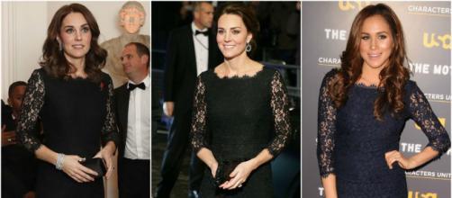 Kate Middleton et Meghan Markle ont les mêmes goûts en mode - Grazia - grazia.fr