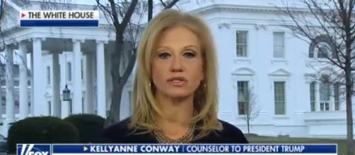 Kellyanne Conway on Fox News, via Twitter