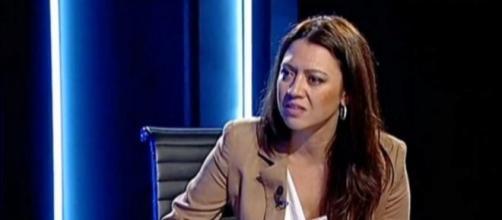 Marcela Topor, esposa de Carles Puigdemont