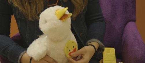 My Special Aflac Duck (Mi pato especial Aflac)