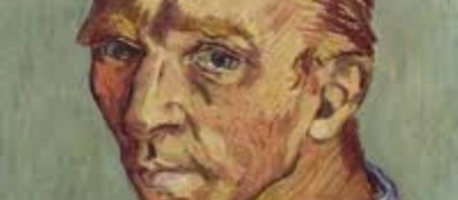 Self-portrait by Van Gogh/Wikipedia
