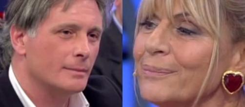 Uomini e Donne: Gemma mano nella mano con Michele, 17 anni più ... - today.it