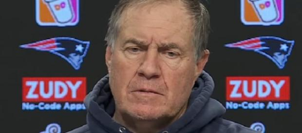 Bill Belichick talks about their playoff game against the Titans (Image Credit: NFL World/YouTube)