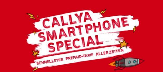 CallYa wirbt mit dem schnellsten Tarif, da diese LTE beinhalten / Foto: Vodafone Werbung