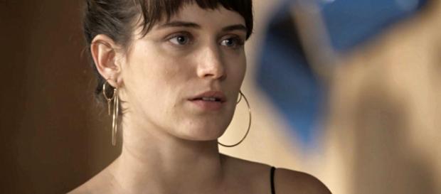 """Clara em """"O Outro Lado do Paraíso"""""""