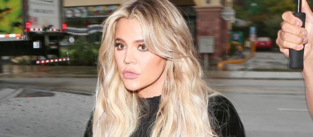 Khloe Kardashian está grávida de seu primeiro filho