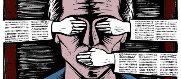 La censura fu uno strumento dei regimi autoritari e totalitari, ma i cosiddetti regimi democratici ne fanno largo uso