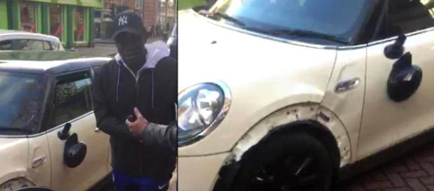 N'Golo Kanté choca con un camión
