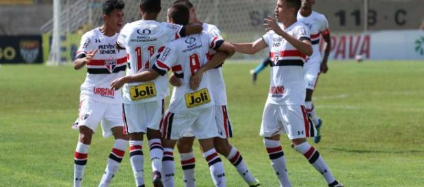 São Paulo tem grandes chances de levar o título da Copinha desta edição
