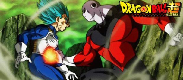Turnier der Kraft - Vegeta gegen Jiren