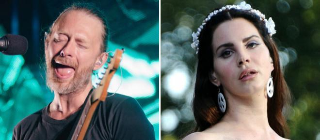 Lana Del Rey : Accusée de plagiat par Radiohead, l'affaire au tribunal ?