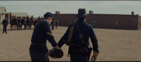 HOSTILES Official Trailer (2017) Christian Bale Movie HD -Image credit - ONE Media | YouTube