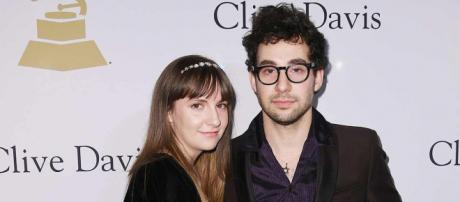 Lena Dunham and Jack Antonoff (US Weekly/Youtube screencap)