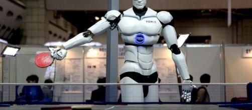 Artificial Intelligence -- Global Panorama/Flickr