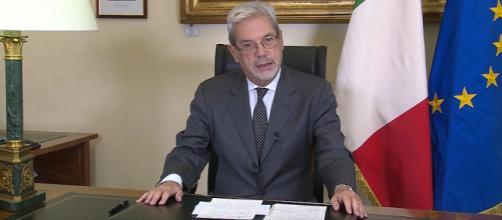 Claudio De Vincenti, ministro per la Coesione territoriale e il mezzogiorno