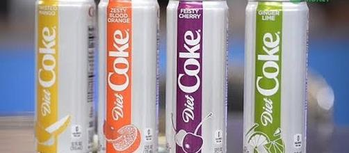 Diet Coke launching four new flavors on January 22 [Image: USA TODAY/YouTube screenshot]